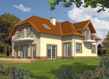 Individualaus namo projektas 'Mažvilė'
