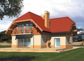 Individualaus namo projektas 'Medeina'