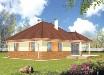 Individualaus namo projektas 'Miriana I'