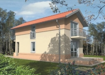 Individualaus namo projektas 'Monika'