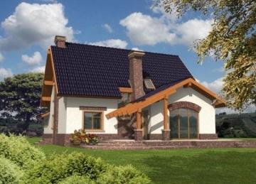 Individual house project Nata