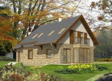 Individualaus namo projektas 'Nikė'
