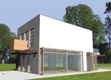 Individualaus namo projektas 'Petras'