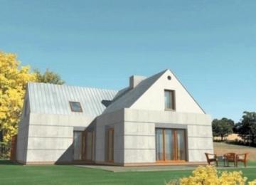Individualaus namo projektas 'Povilas' Modernūs namai