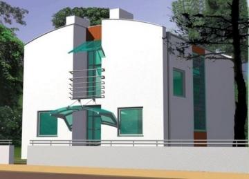 Individualaus namo projektas Pranas