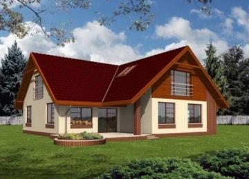 Individualaus namo projektas 'Rita'