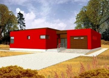 Individualaus namo projektas 'Robertas'