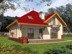 Individual house project 'Rosita'