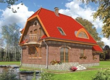 Individualaus namo projektas 'Ruslana'