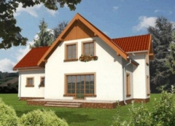 Individualaus namo projektas 'Sabilė'