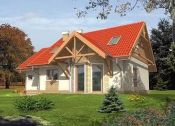 Individualaus namo projektas 'Sabrina'