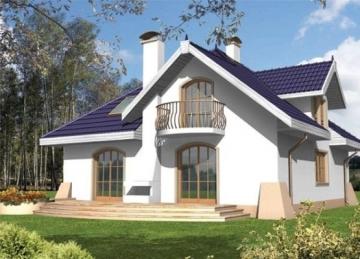 Individualaus namo projektas 'Salma' Tradiciniai namai