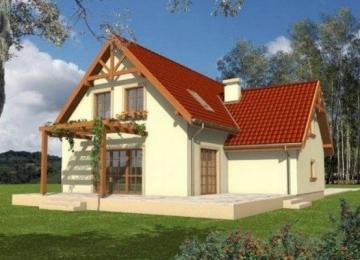 Individualaus namo projektas 'Salomėja'