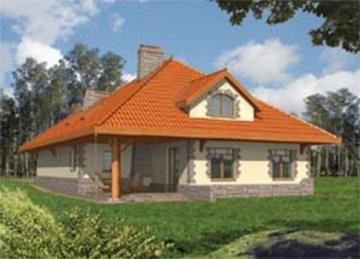 Individual house project 'Sigita'