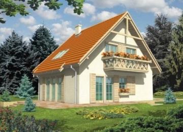 Individualaus namo projektas 'Sigutė'