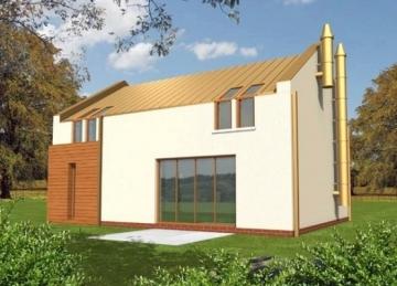 Individualaus namo projektas 'Simas'