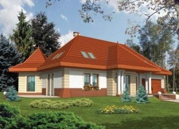 Individualaus namo projektas 'Taja'