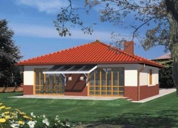 Individualaus namo projektas Tedas