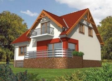 Individualaus namo projektas 'Zina'
