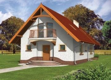 Individualaus namo projektas 'Zita I'