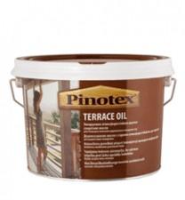 Inpregnantas alyva terasoms Pinotex Terrace Oil 2,25ltr.
