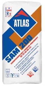 Išsilyginantis grindų mišinys SAM 200, 25 kg Kompensācijas maisījumi