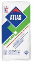 ATLAS TERPLAN N self-levelling cementitious finishing compound 25 kg Levelling blends