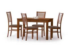 Išskleidžiamas stalas ERNEST 120/160 Mediniai valgomojo stalai