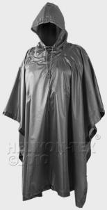 Juodas pončas Helikon-black Speciālie apģērbi
