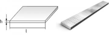 Juosta 80x16 Metalo juostos