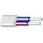 Kabelis AVVG 2x2.5 Alumīnija elektroinstalācijas kabeļi