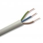 Kabelis NYM-J 3x1,5 Variniai instaliaciniai kabeliai