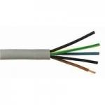 Kabelis NYM-J 5x1,5 Vara vadu kabeļu