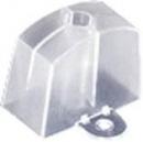 Kaladėlės trapeciniams PVC lakštams Komplektavimo detalės PVC lakštams
