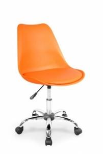 Kėdė COCO oranžinė Baldai sandėlyje.