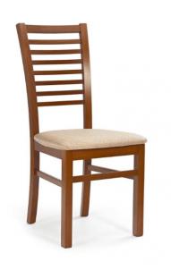 Kėdė GERARD 6 (vyšnia antikinė) Medinės valgomojo kėdės