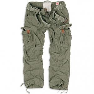 Kelnės Premium Vintage Surplus alyvuogių spalvos Tactical bikses, tērpi