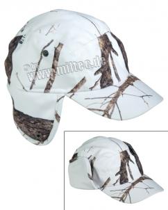 Kepurė žieminė Camouflage medžioklinė su snapeliu - Hunter Snow Wild Trees 11958251 Galvos apdangalai