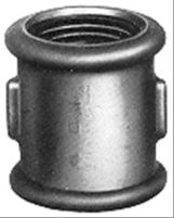 Ketaus cinkuota mova, d 1''1/4, vidus-vidus Ketinės galvanized couplings