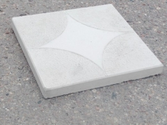 Yard bricks, 300x300x30 Sidewalk tiles