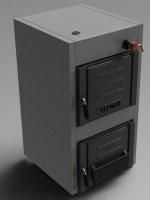 Kieto kuro katilas ST6 Solitherm A traditional solid fuel boilers