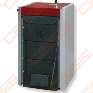 Kieto kuro katilas Viadrus U26, 6-jų sekcijų A traditional solid fuel boilers