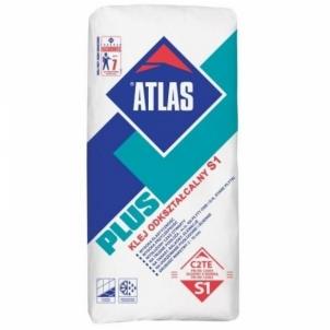Klijai plytelių balti ATLAS PLUS 25kg Plytelių klijai