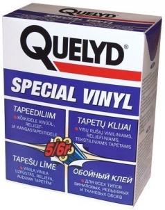 Klijai tapetams viniliniams Quelyd Special Vinyl 300 g Tapetų klijai