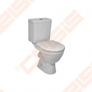 Toilet JIKA Lyra plus | with horizontal trap