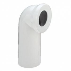Klozeto pajungimo alkūnė VIEGA, d 100, 90* Citu vannasistabas aprīkojuma elementu