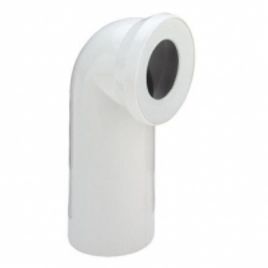 Klozeto pajungimo alkūnė VIEGA, d 100, 90* Other items of equipment in the bathroom