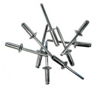 Rivet 4.0x18 Al/Pl 50 vnt/pok Rivet aluminum (bags)