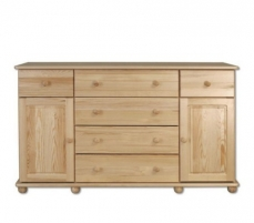 Commode KD124 Wooden chests of drawers