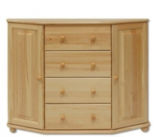Commode KD130 Wooden chests of drawers